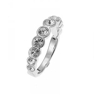 Prsteň s krištáľmi Swarovski Oliver Weber Horizon f4d0a4fe99c