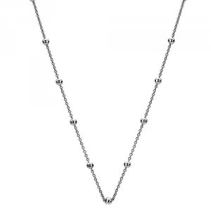 Strieborná retiazka Hot Diamonds Emozioni Silver Cable with Ball Chain 30