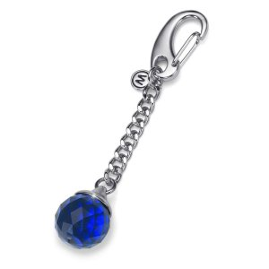 Prívesok na kľúče s krištáľmi Swarovski Oliver Weber Feng Shui Blue 57143- BLU 2b0b719b46c
