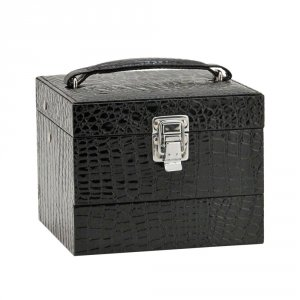 Šperkovnica JKBox Black SP252-A25N