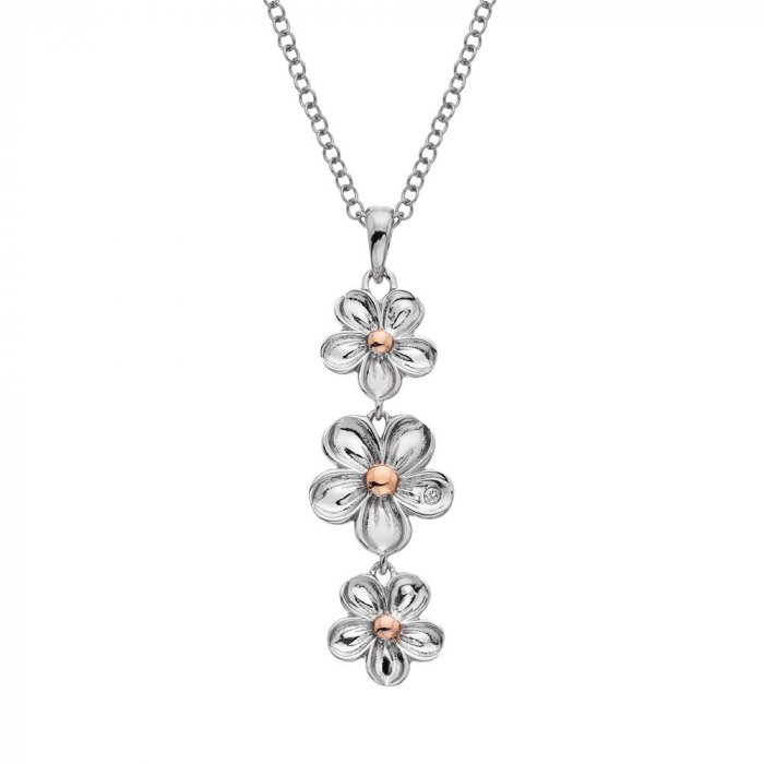 Prívesok Hot Diamonds Forget me not RG DP748